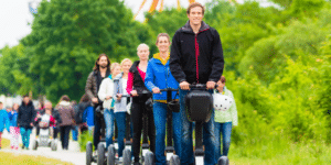 segway corporate events in orlando